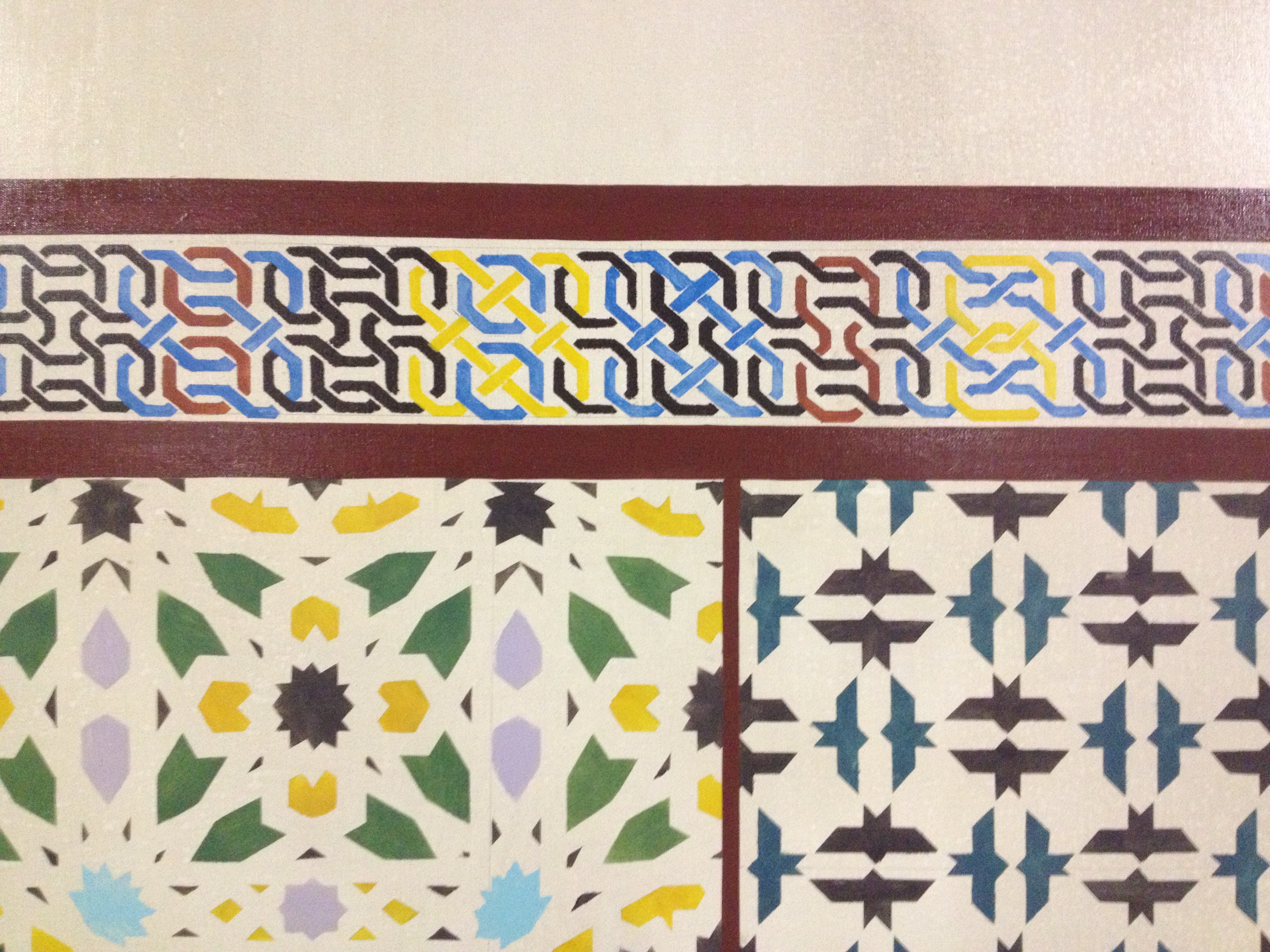 stencil detail